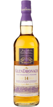 Glendronach 14-year-old Sauternes Finish