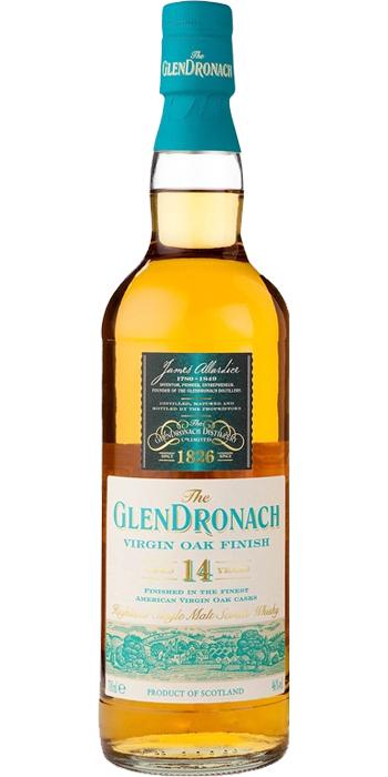 Glendronach 14-year-old Virgin Oak Finish