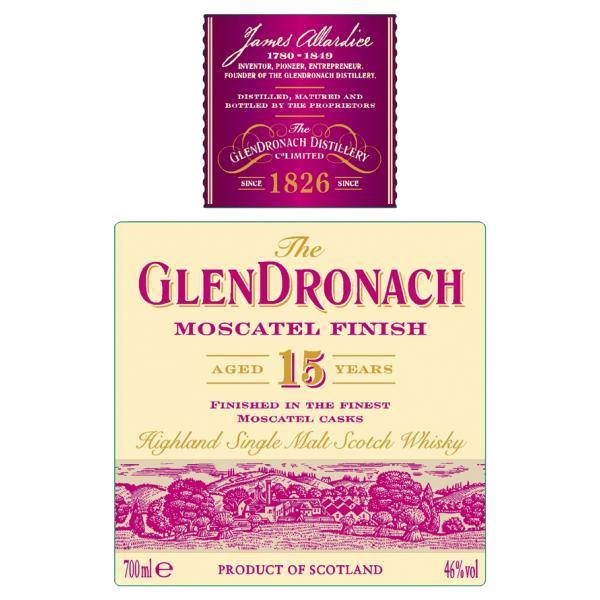 Glendronach 15-year-old