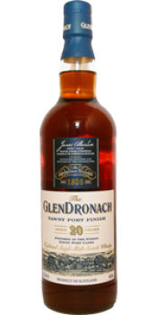 Glendronach 20-year-old Tawny Port
