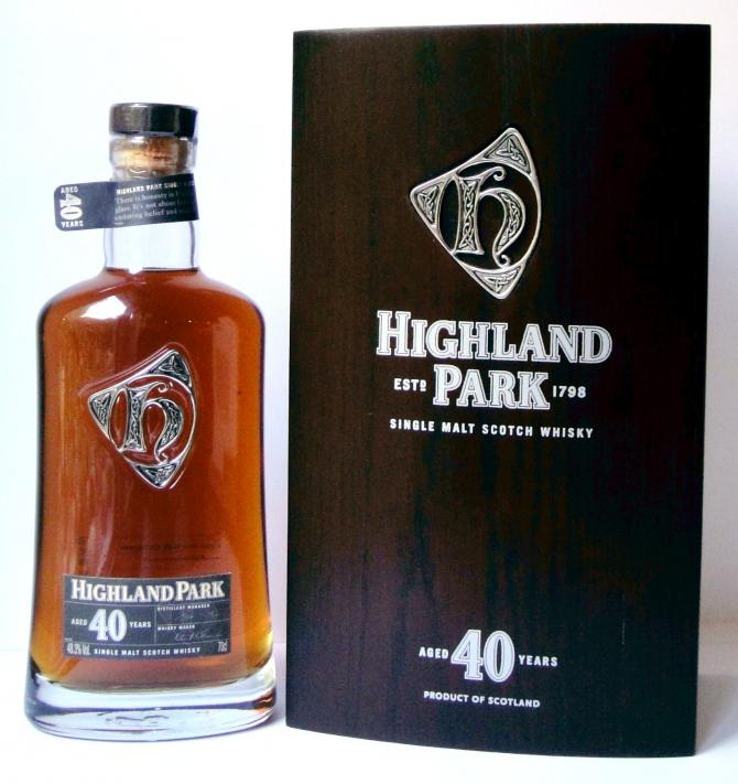 Highland Park 40-year-old