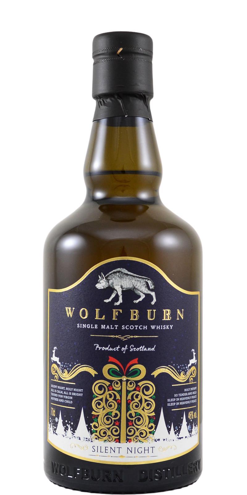 Wolfburn Silent Night