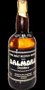 Dalmore 1963 CA