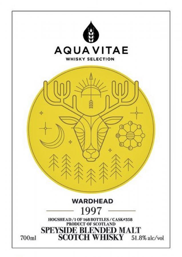 Wardhead 1997 AqV