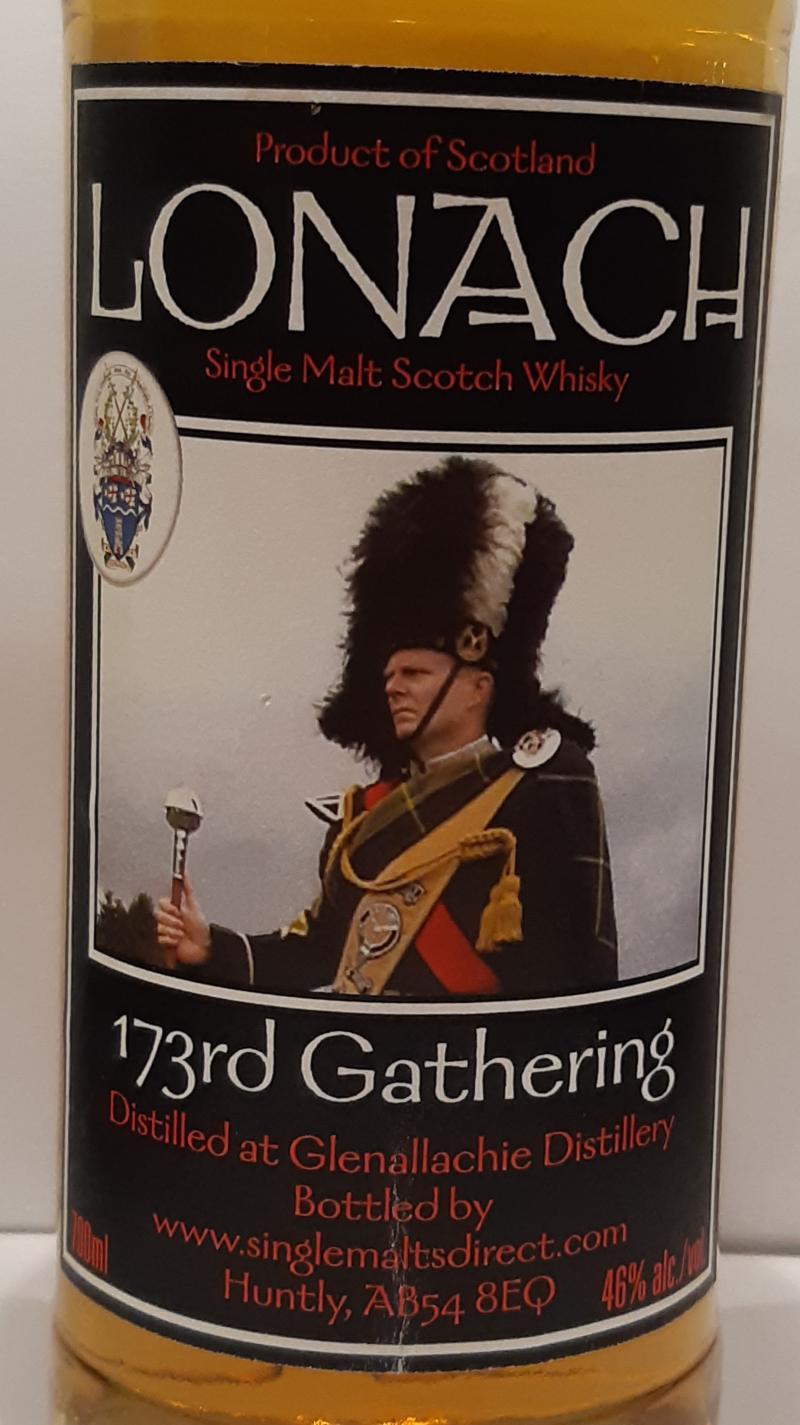 Lonach 173rd  Gathering