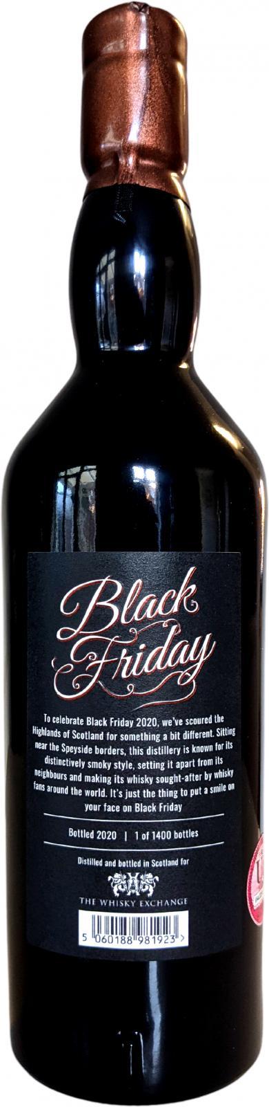 Black Friday 22-year-old ElD
