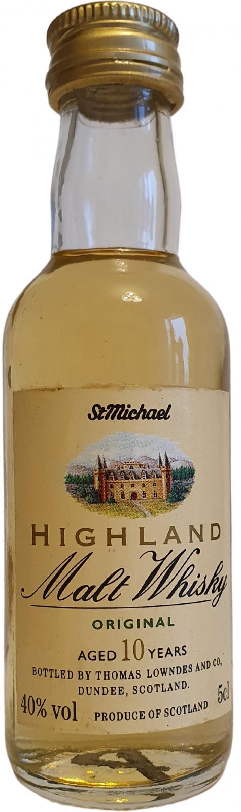 Highland Malt Whisky 10-year-old Original