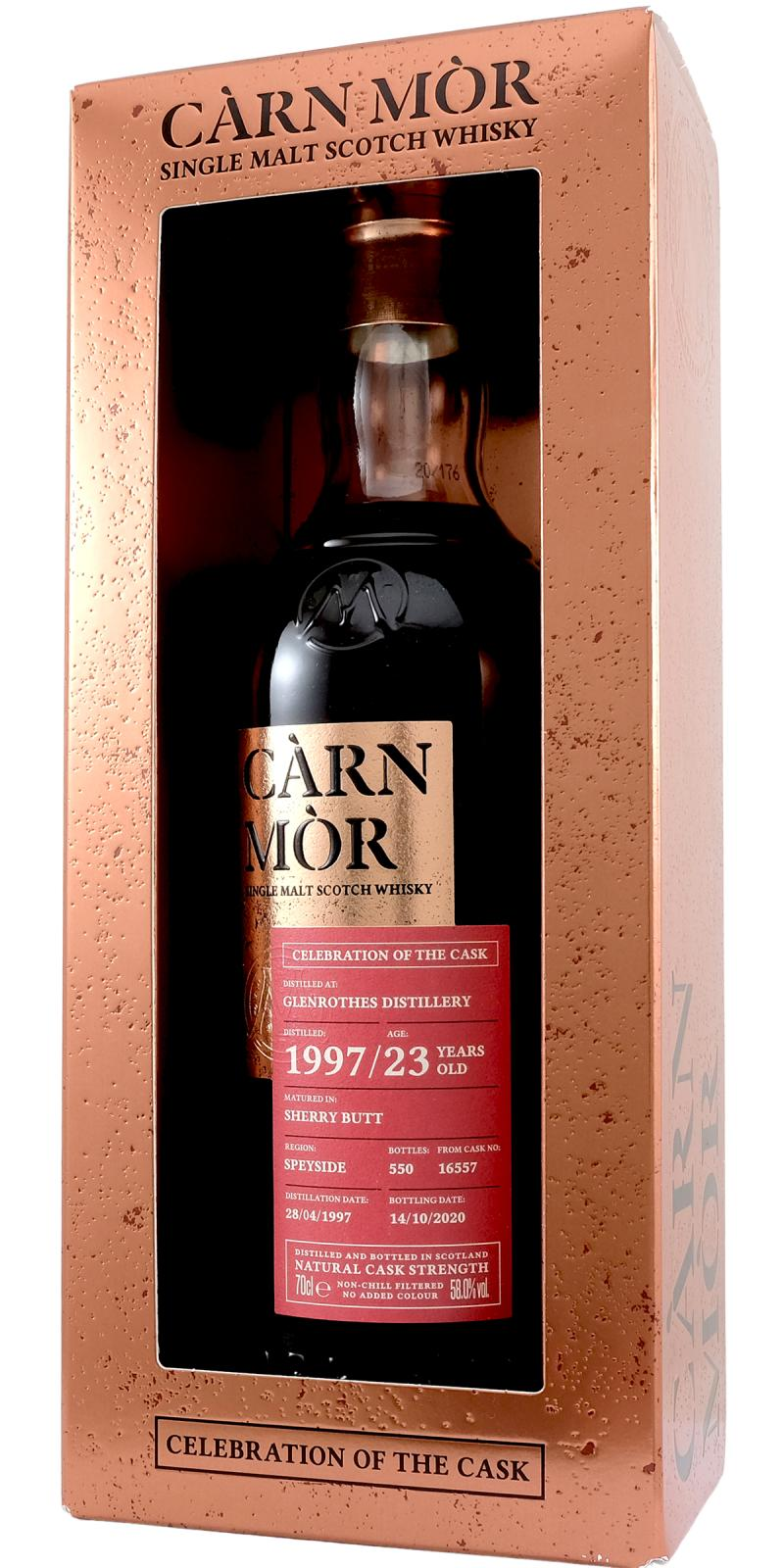 Glenrothes 1997 MSWD