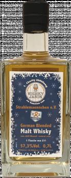 German Blended Malt Whisky 1. Charity Abfüllung