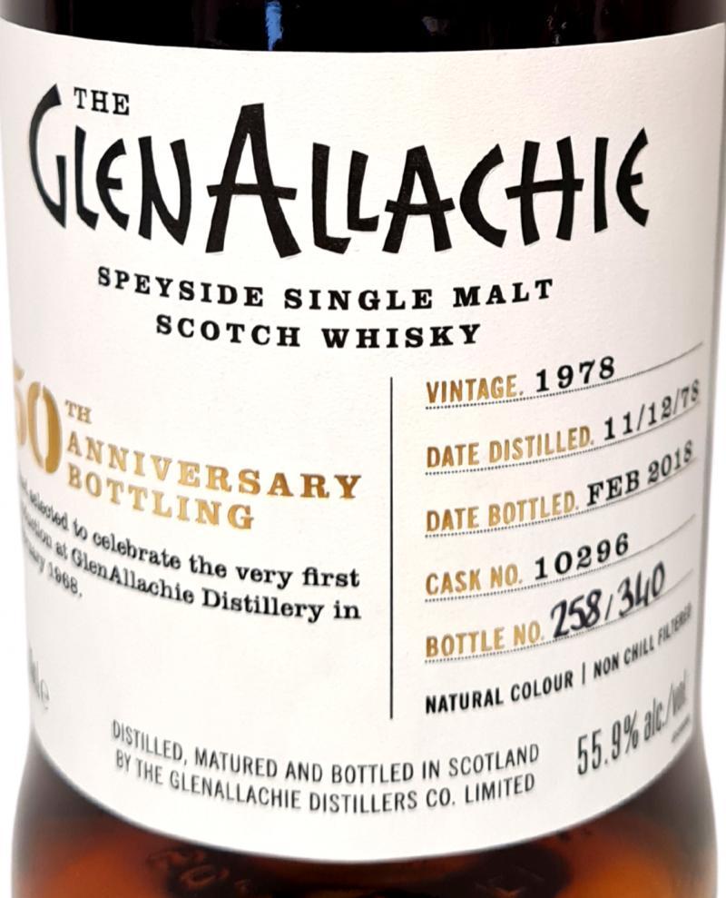 Glenallachie 1978