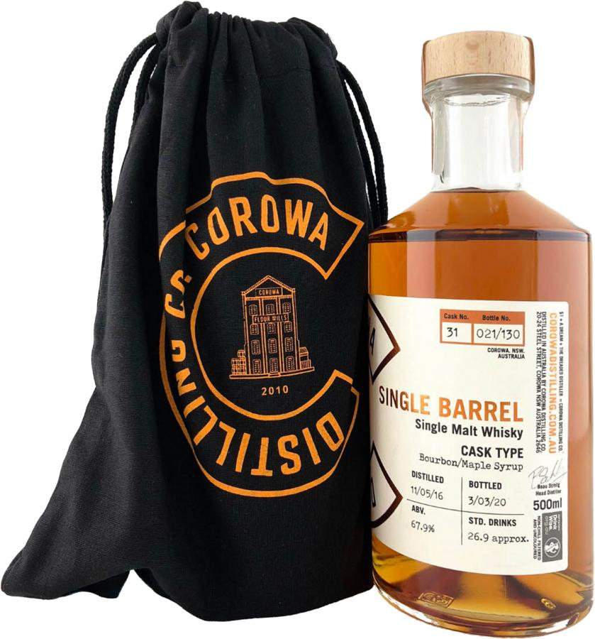 Corowa Distilling Co. 2016