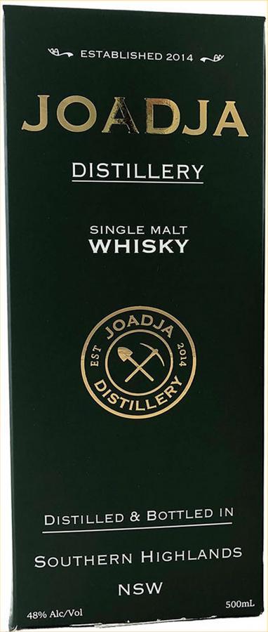 Joadja Single Malt Whisky