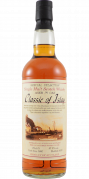 Classic of Islay Vintage 2020 JW