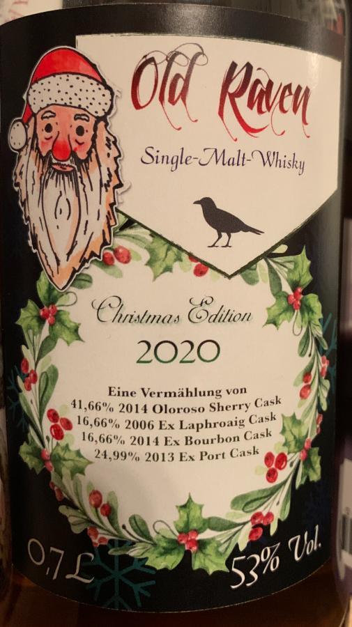 Old Raven Christmas Edition 2020