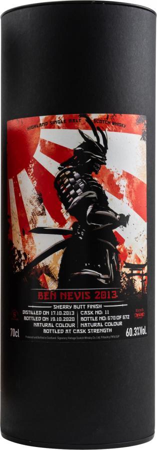 Ben Nevis 2013 SV