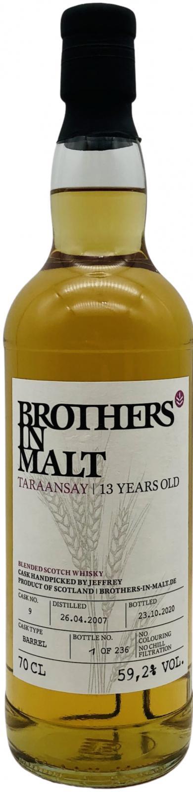 Taraansay 2007 BiM