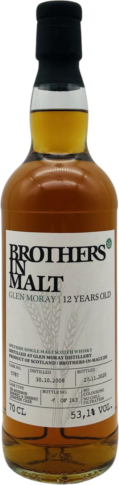 Glen Moray 2008 BiM