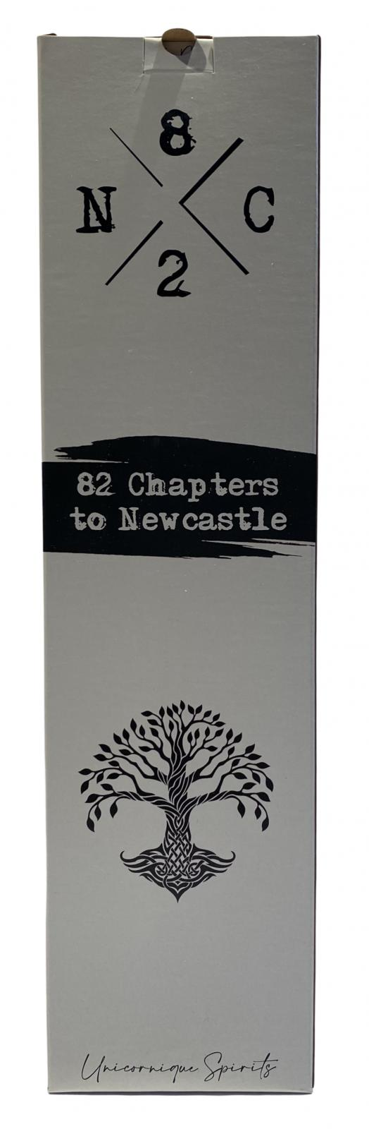 82 Chapters to Newcastle 2011 82NC