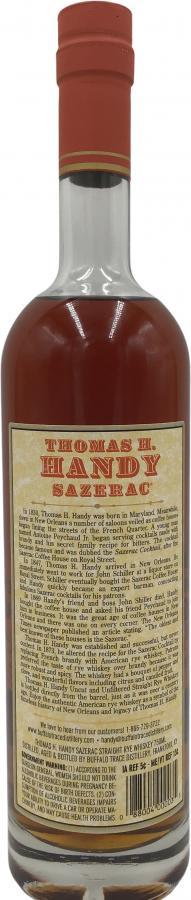 Thomas H. Handy Sazerac 06-year-old