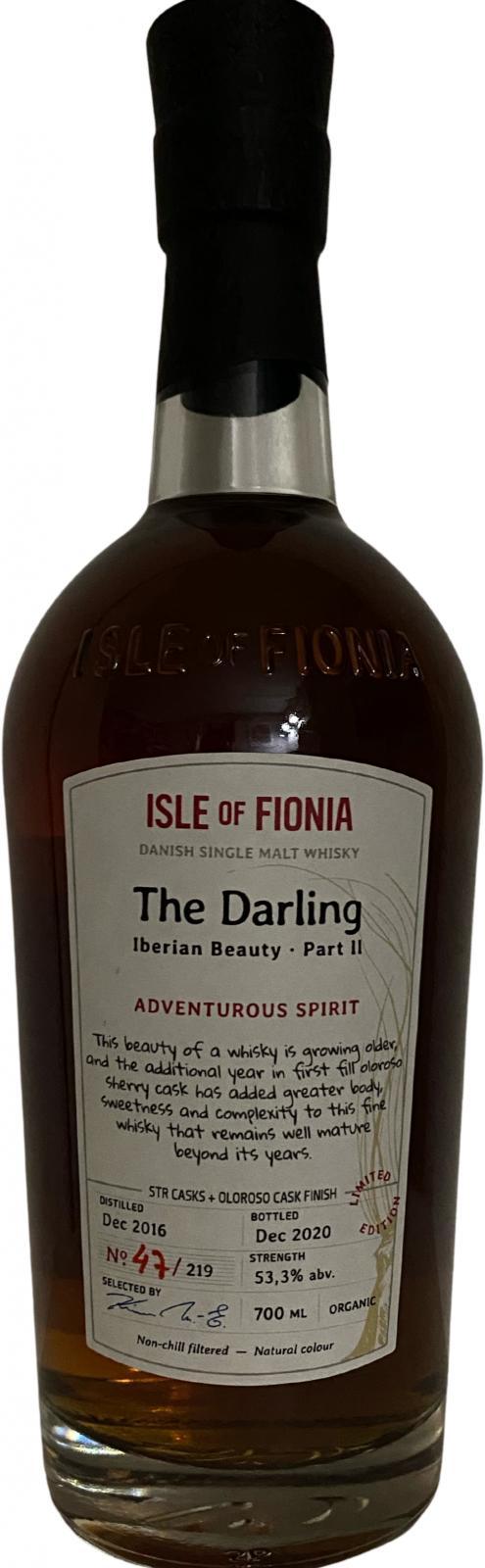 Isle of Fionia 2016 - The Darling