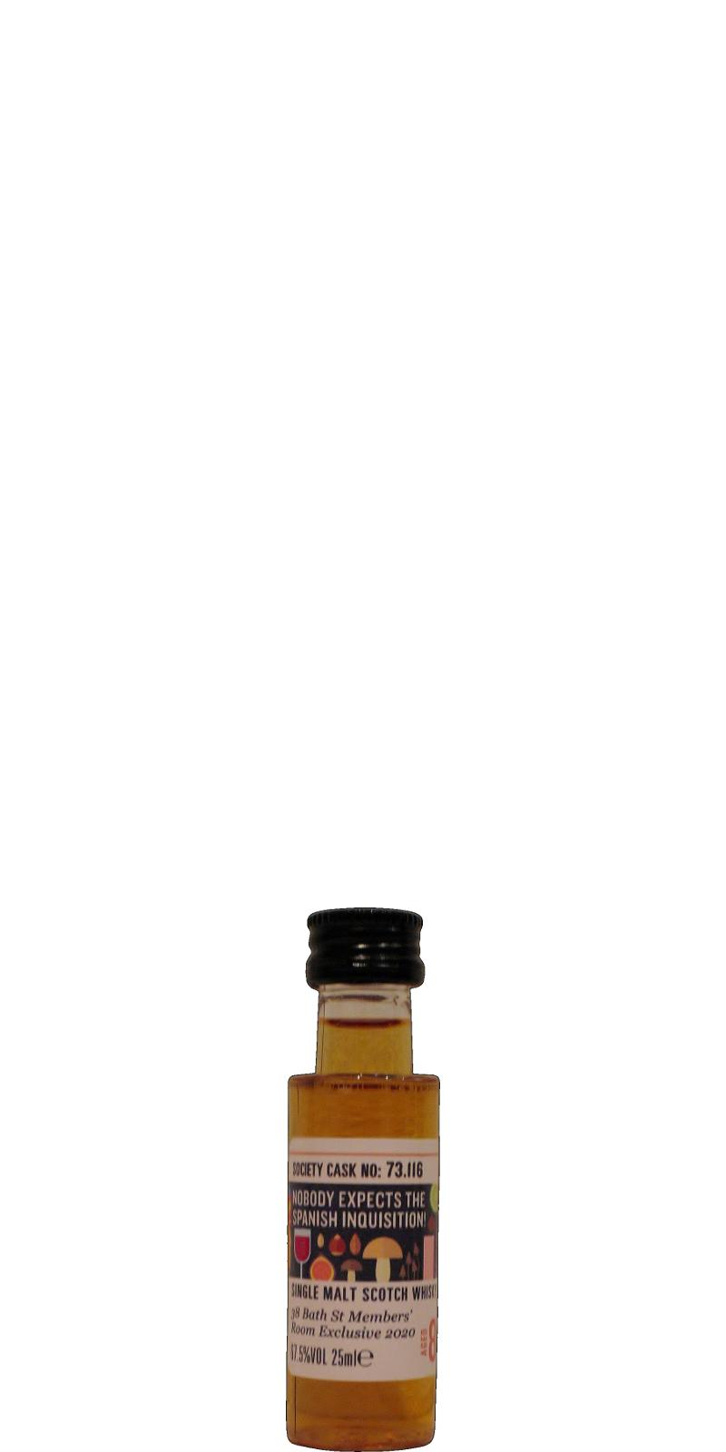 Aultmore 08-year-old SMWS 73.116