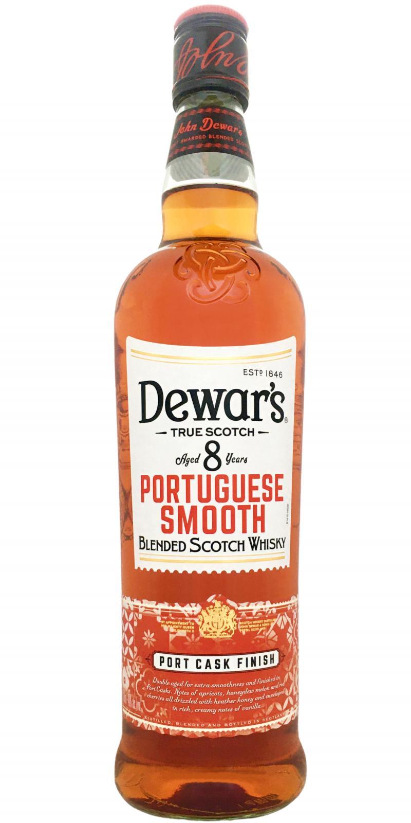 Dewar's Portuguese Smooth