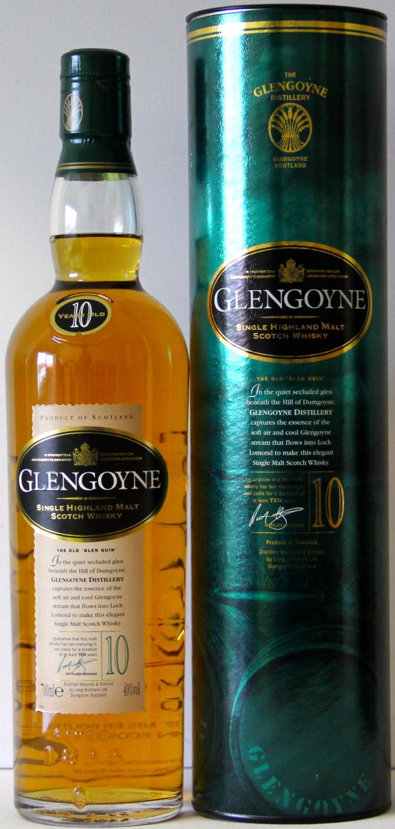 Glengoyne 10-year-old