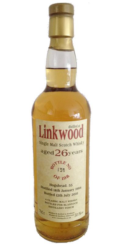Linkwood 1984 BF