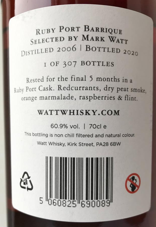 An Orkney Distillery 2006 CWCL