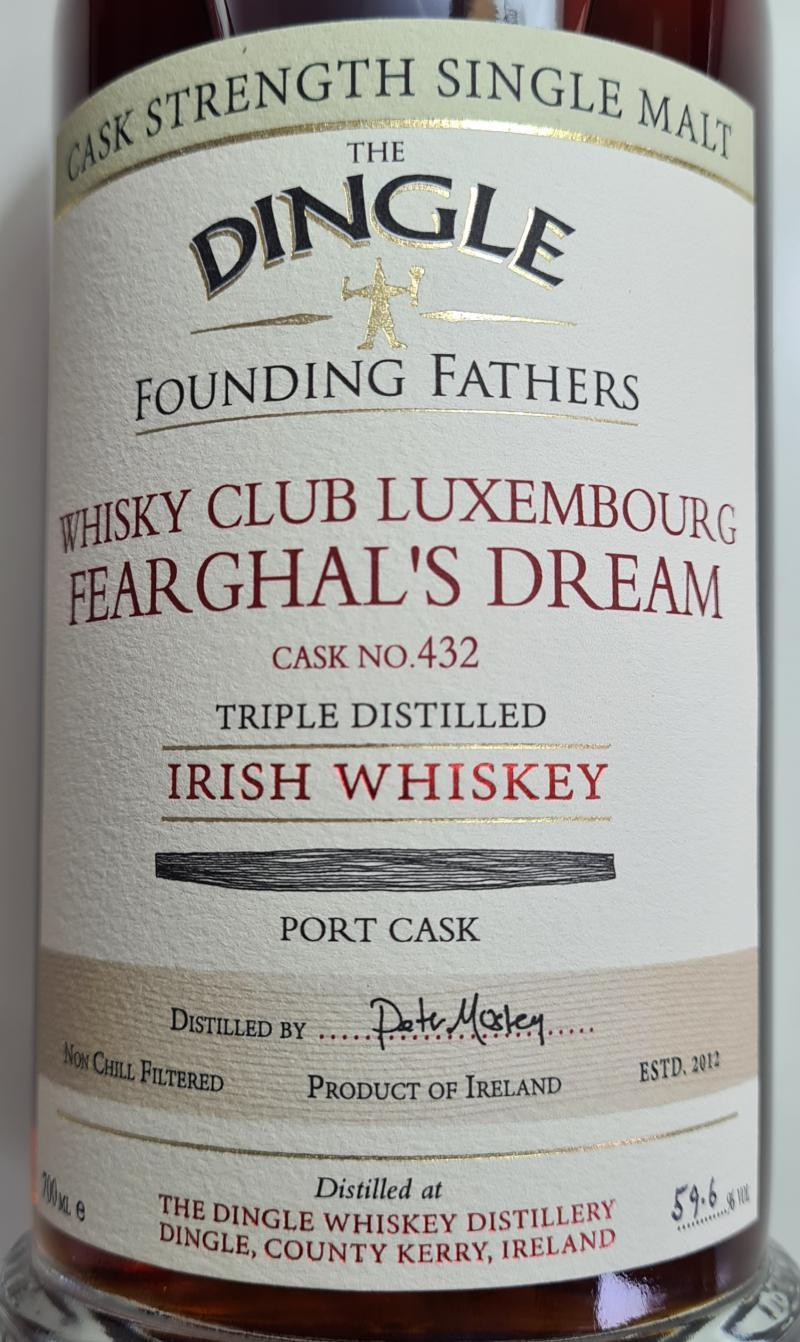Dingle Fearghal's Dream