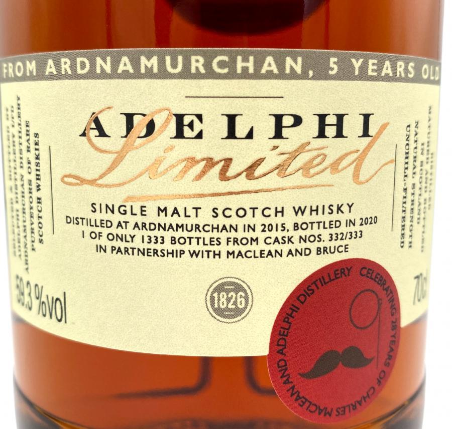 Ardnamurchan 2015 AD