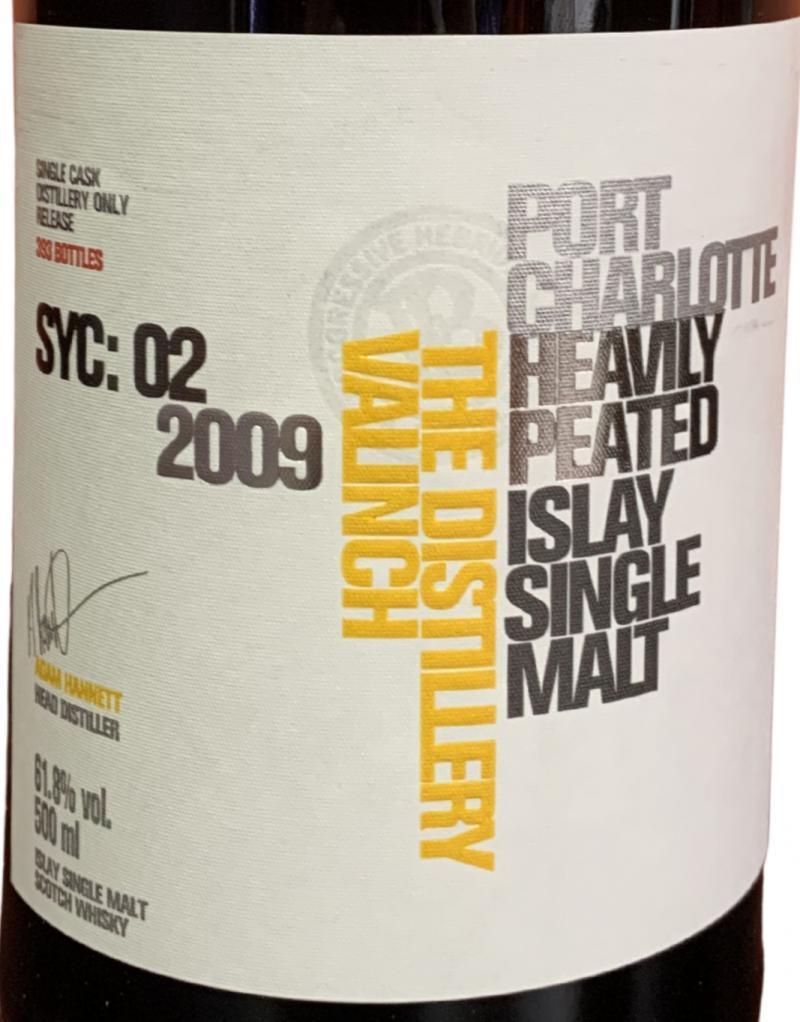 Port Charlotte SYC: 02 2009