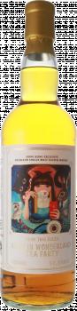 Highland Single Malt Scotch Whisky Alice In Wonderland Tea Party CQ