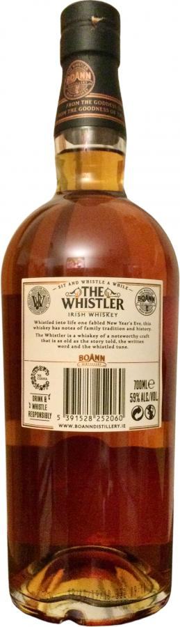 The Whistler 07-year-old BoD