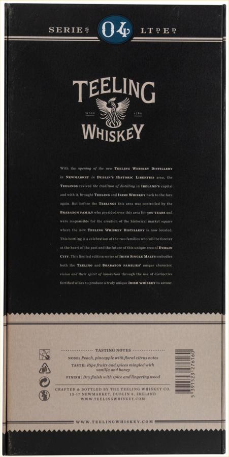 Teeling Brabazon Bottling Series 04