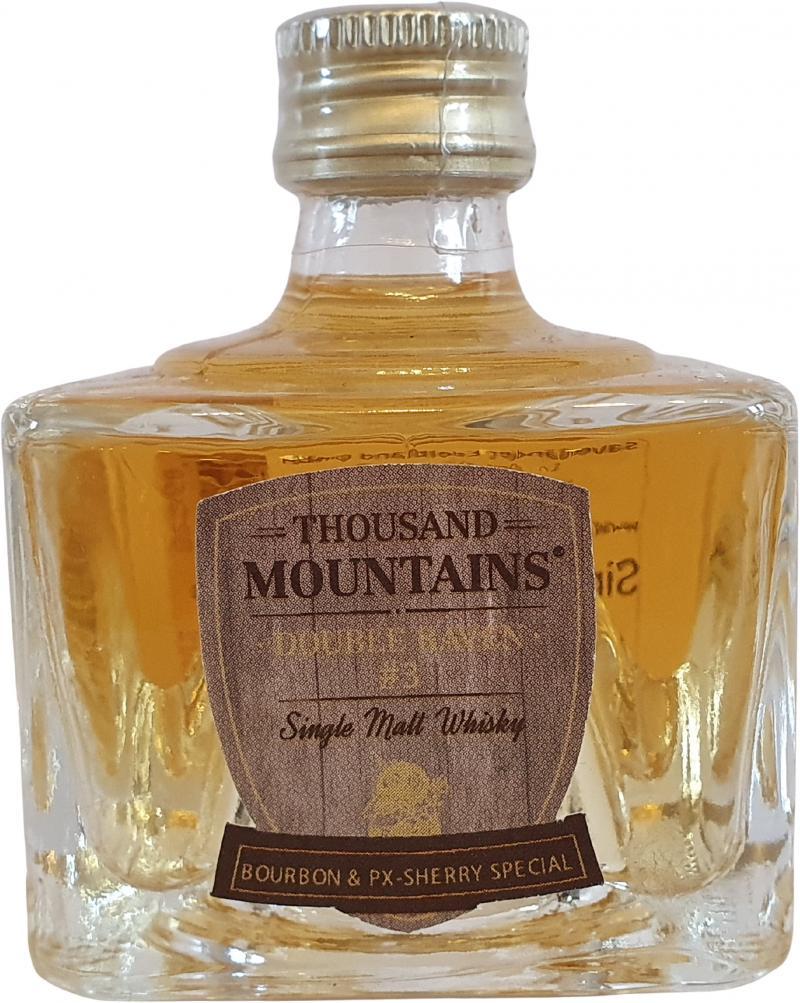 Thousand Mountains Single Malt Whisky