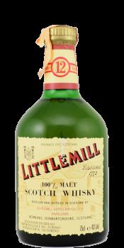 Littlemill 12-year-old