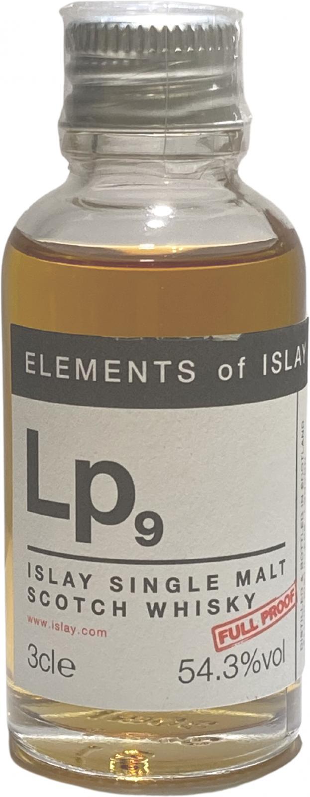 Laphroaig Lp9 ElD