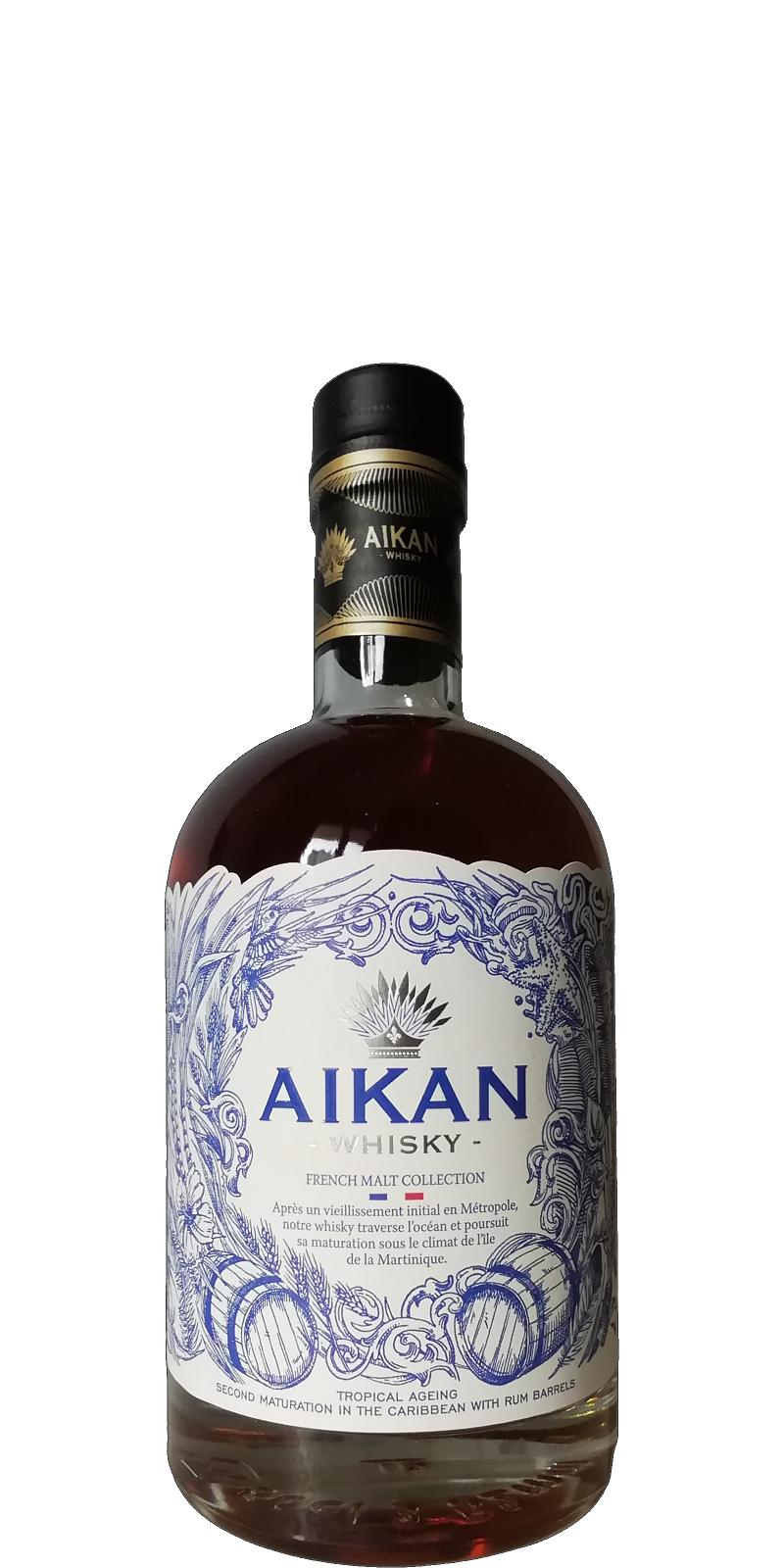 Aikan French malt collection