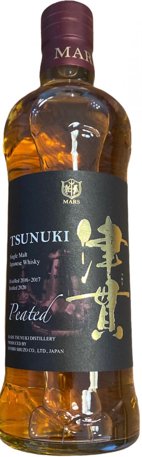 Mars Tsunuki Peated