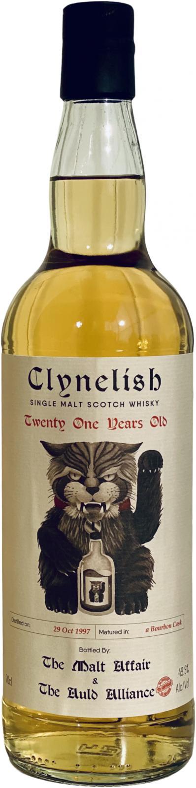 Clynelish 1997 TAA
