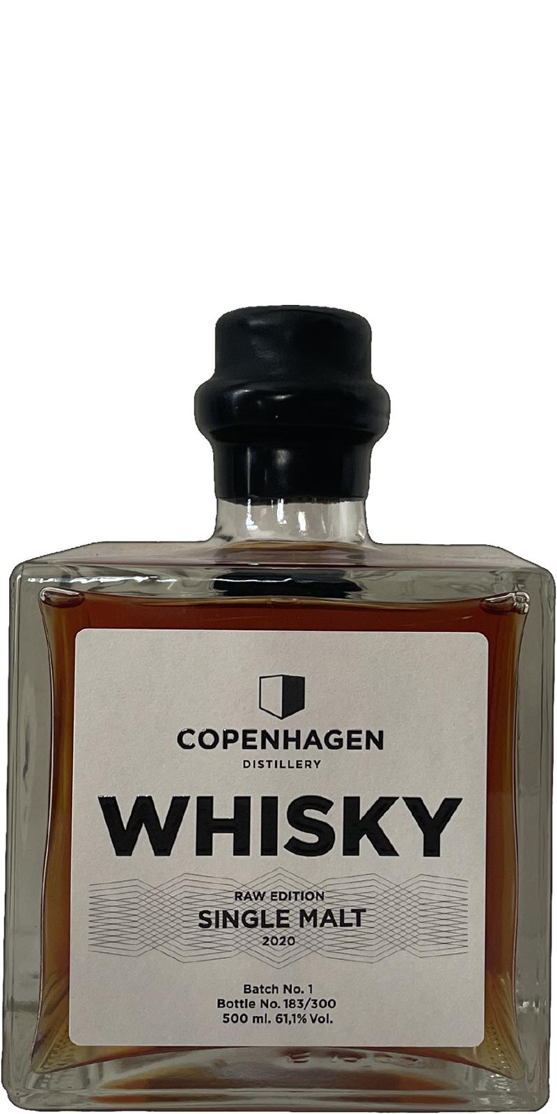 Copenhagen Distillery Single Malt