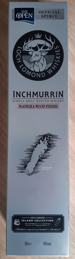 Inchmurrin Madeira Wood Finish
