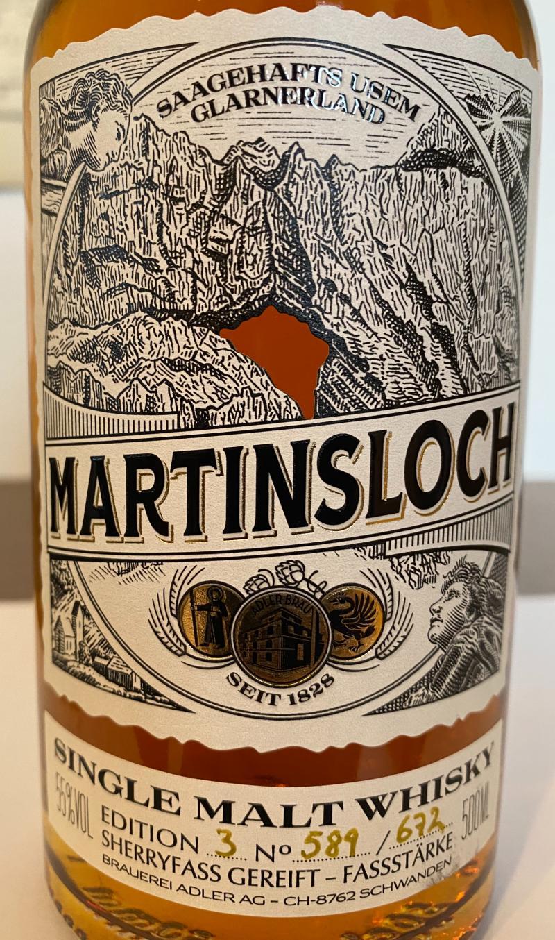 Martinsloch Edition 3