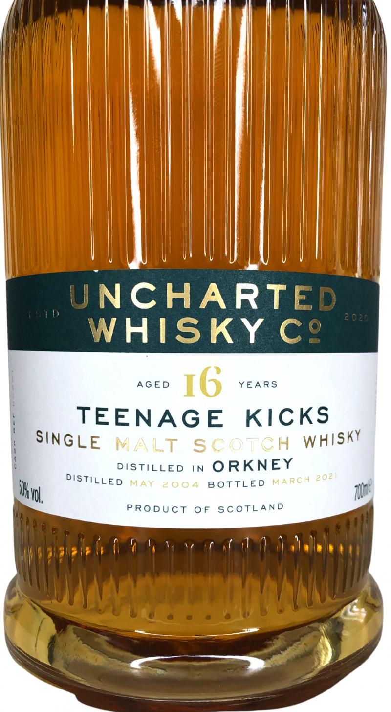 Orkney 2004 UCW