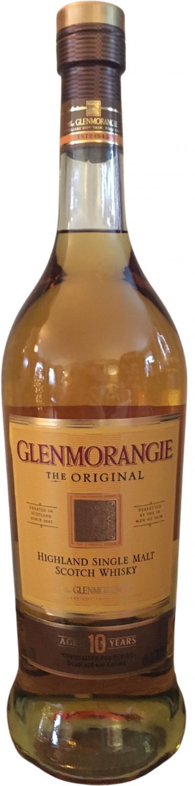 Glenmorangie 10-year-old