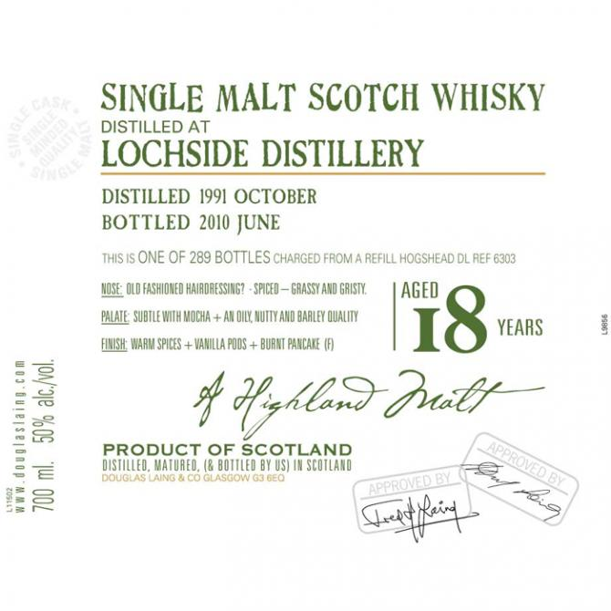 Lochside 1991 DL