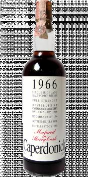 Caperdonich 1966 SV