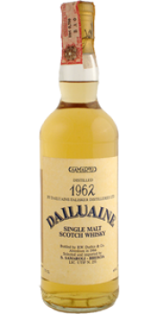 Dailuaine 1962 Sa