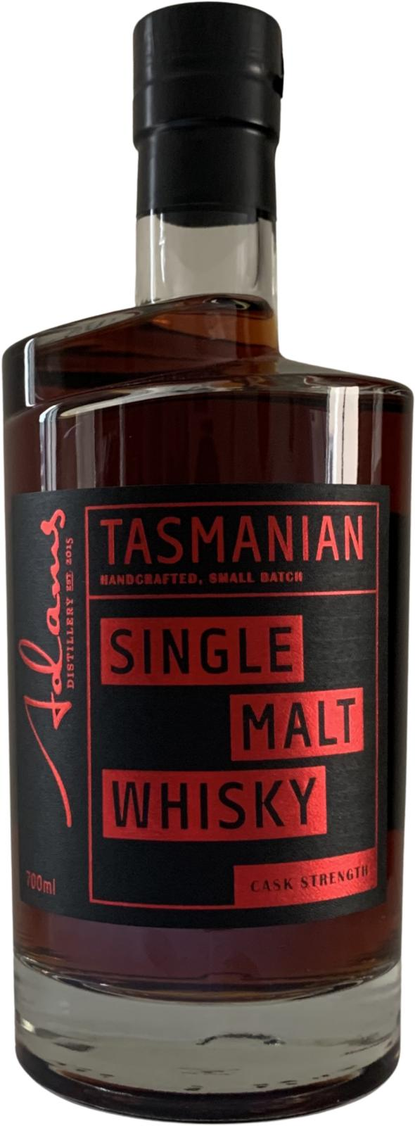 Adams Tasmania Single Malt